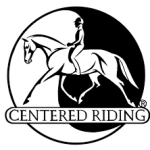 Centered Riding Logo
