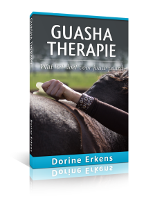 Guasha Therapie - wat het doet voor je paard